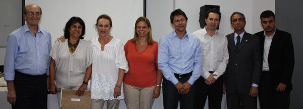 Diretores presentes na AGE fevereiro de 2011, SP