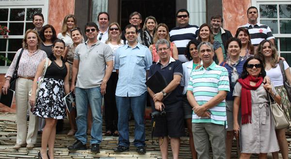 Delegação da ABEOC em Búzios