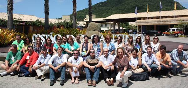 participantes planejamento estratégico ABEOC