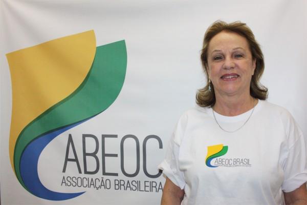 Anita Pires, presidente Abeoc Brasil