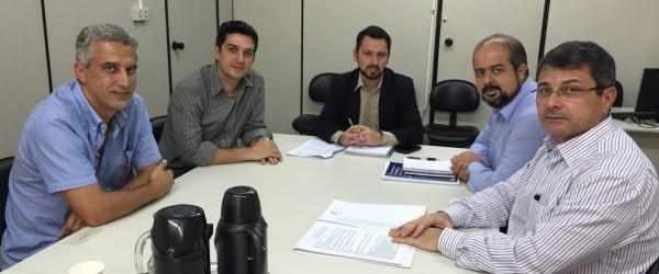 Reunião da ABEOC ES com Secretários da Prefeitura de Vitória