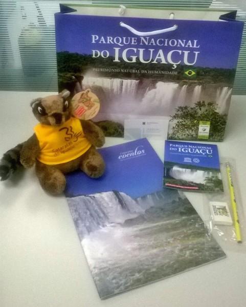 Brinde do Associado Cataratas do Iguaçu