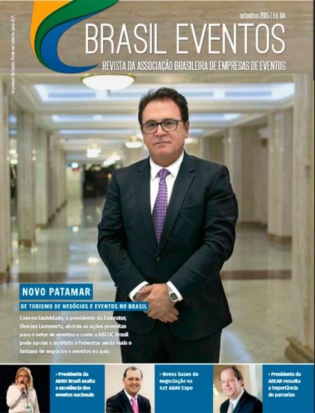 Revista Brasil Eventos - Edição 4