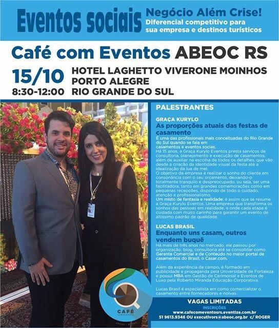 Café com Eventos em Porto Alegre