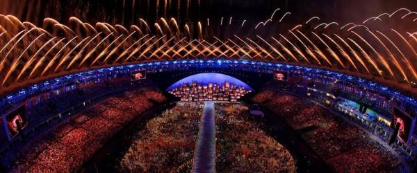 Abertura Jogos Olímpicos
